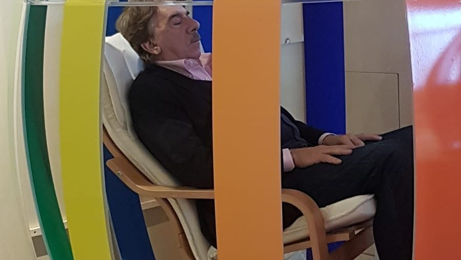 Marco Columbro e Big Mama al Biosalus